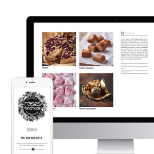 Handmade Confectionery Online Factory Shop in Paarl, South Africa